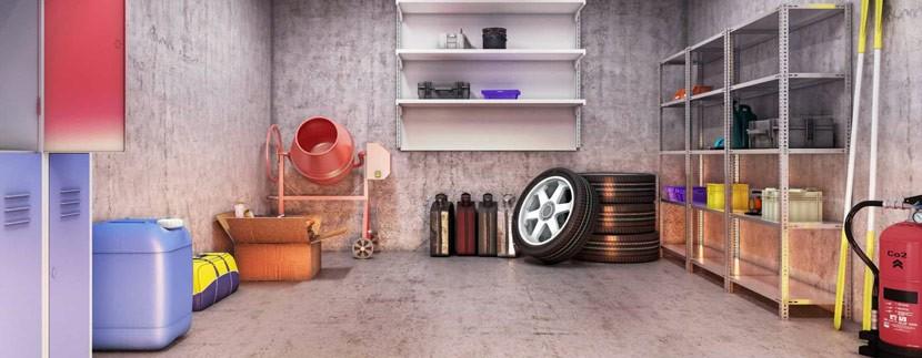 aprende ordenar tu garaje profesional